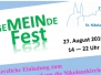 Gemeindefest 27. August 2016