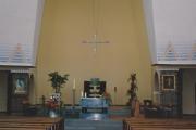 Altarraum 1988 (Archivfoto unbekannt)