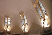 Engelskulpturen in der Kuppel (Jugendstil) Entwurf Prof. Edmund Körner (Foto: E.Valerius)