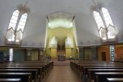 Schutzengelkirche-Innen (Foto Evelyn Valerius, 2011)