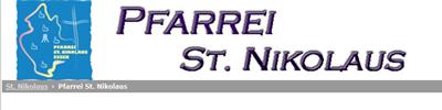 Banner-Pfarrei