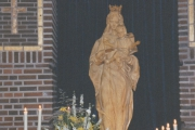Marienstatue ohne Strahlen ca. 1995 (Archivfoto)