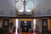 linke Seitenkapelle vorne - Tabernakelkapelle (Foto: E.Valerius)