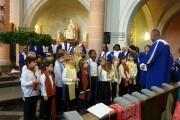 2016-11-27_07, Kinderchor St. Nikolaus und Gospelchor singen gemeinsam
