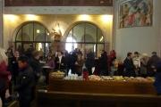 2016-11-27_18, Stehempfang, organisiert vom Gemeindeteam