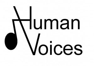 Logo Human voices