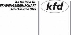 Logo kfd m Schriftzug