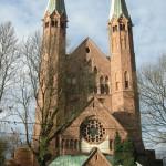 Nikolauskirche, Essen-Stoppenberg
